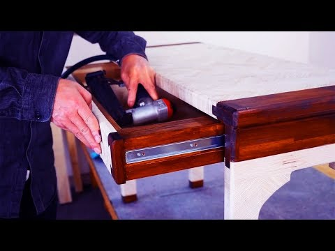 Woodworking Furniture Projects For Beginners – DIY Wood Furniture Projects