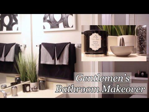 Boys Bathroom Makeover   Small Bathroom Transformation   Boy Bathroom Ideas