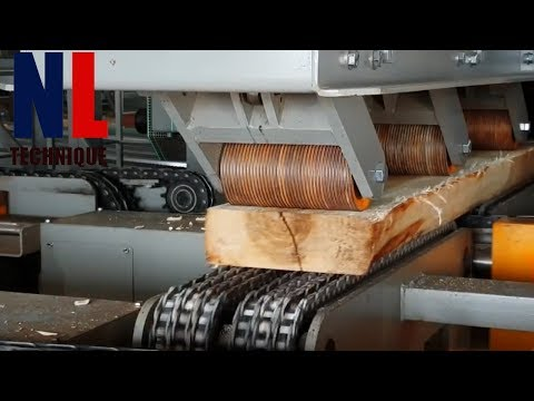 Creative Woodworking Projects with Machines and Skillful Workers at High Level Part 2