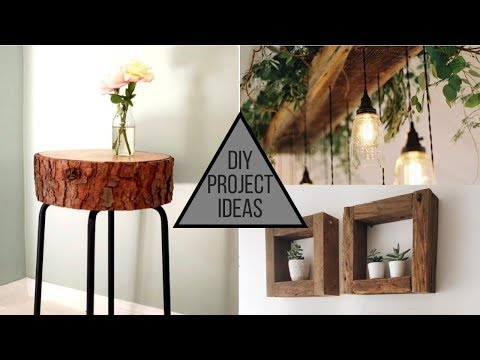 Stunning 2019 DIY Wood Project Ideas For Your Home!