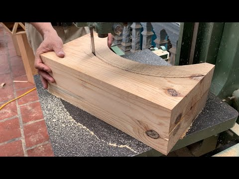 How To Build A Movable Wooden Car // Extremely Creative Woodworking Project To A New Level – DIY