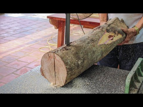 Woodworking Ideas Perfect For Woodworking Projects Easily From Dry Tree Stump – Unique DIY Furniture